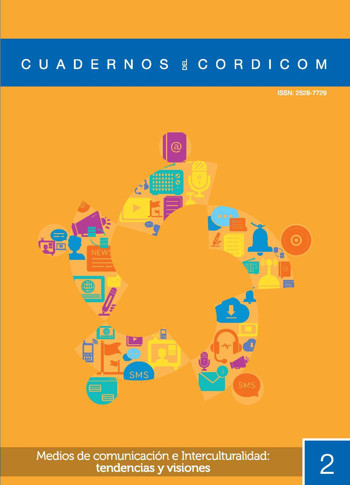 Cuadernos CORDICOM 2 Medios de comunicación e interculturalidad tendencias y visiones