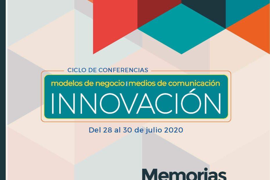 Ciclo de conferencias Innovación de Modelos de Negocio para Medios de Comunicación