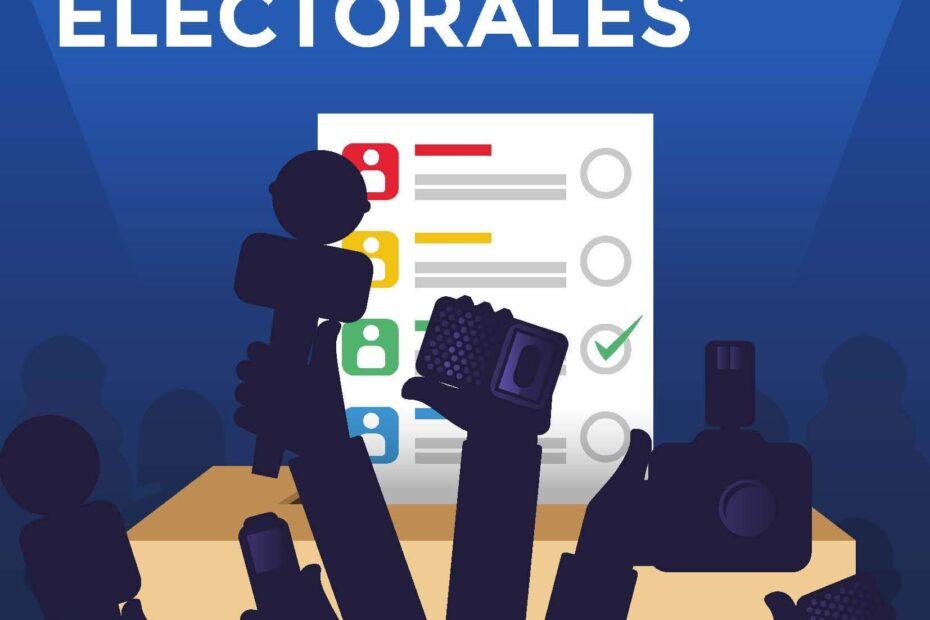 Protocolo para coberturas periodísticas en procesos electorales