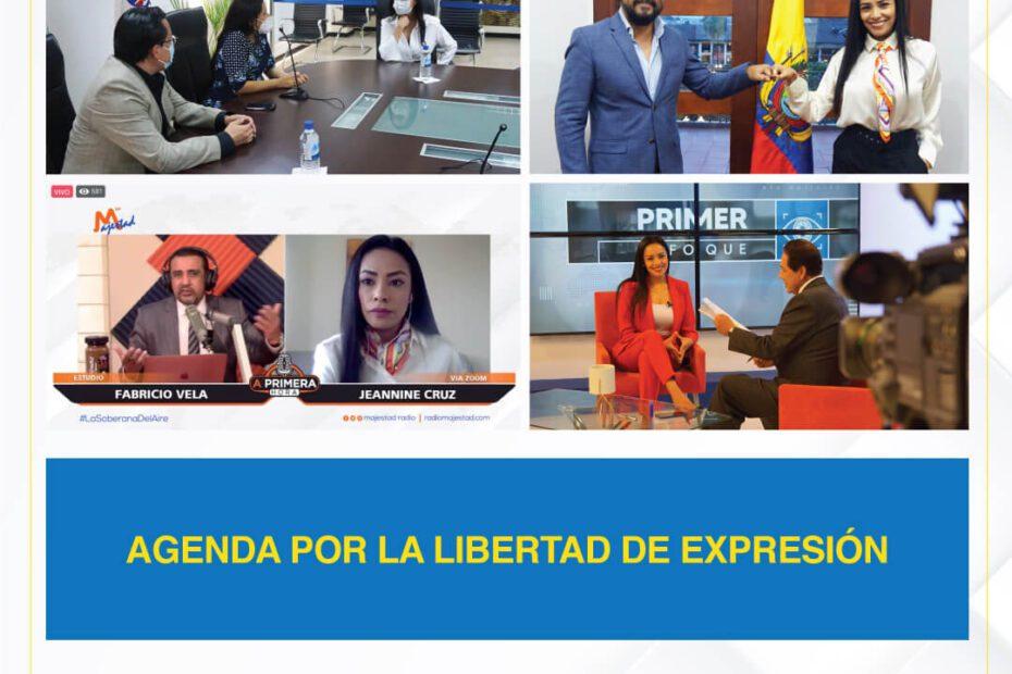 Agenda por la libertad de expresión boletín 13 2021