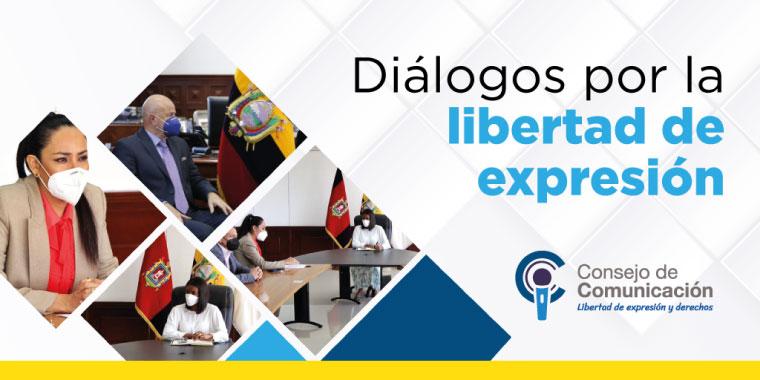 Diálogos por la libertad de expresión