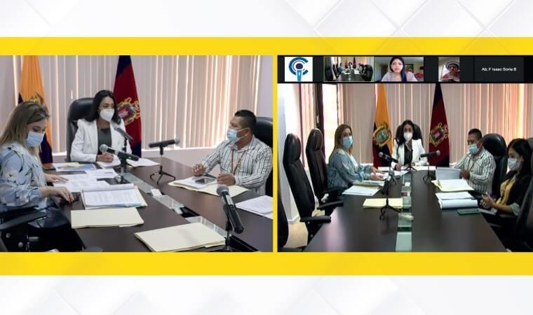 El Pleno del Consejo tuvo su primera sesión de trabajo