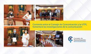 El Consejo de Comunicación y la Defensoría Pública suscriben importante convenio